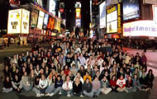 New York Times Square Photo-web
