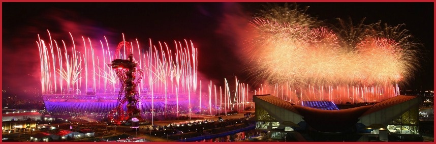 Fireworks-London-Olympics-2012