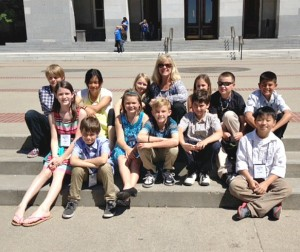 Mrs. Ashbys Class State Capitol
